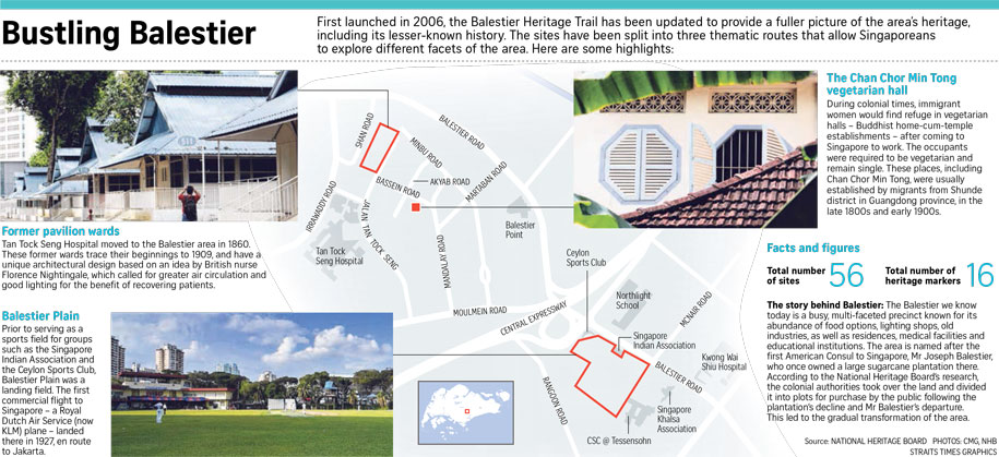 Balestier Heritage Trail revamped - Tan Tock Seng Hospital