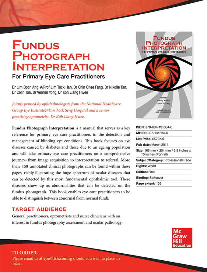 Fundus Photograph Interpretation For Primary Eye Care Professionals
